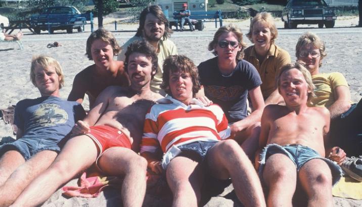 Grand Bend 1976