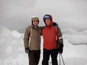 Top of Couloir Extreme