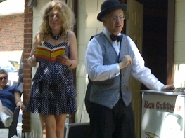 """Tanya and Ron Guttman - """"The Party Magician"""""""