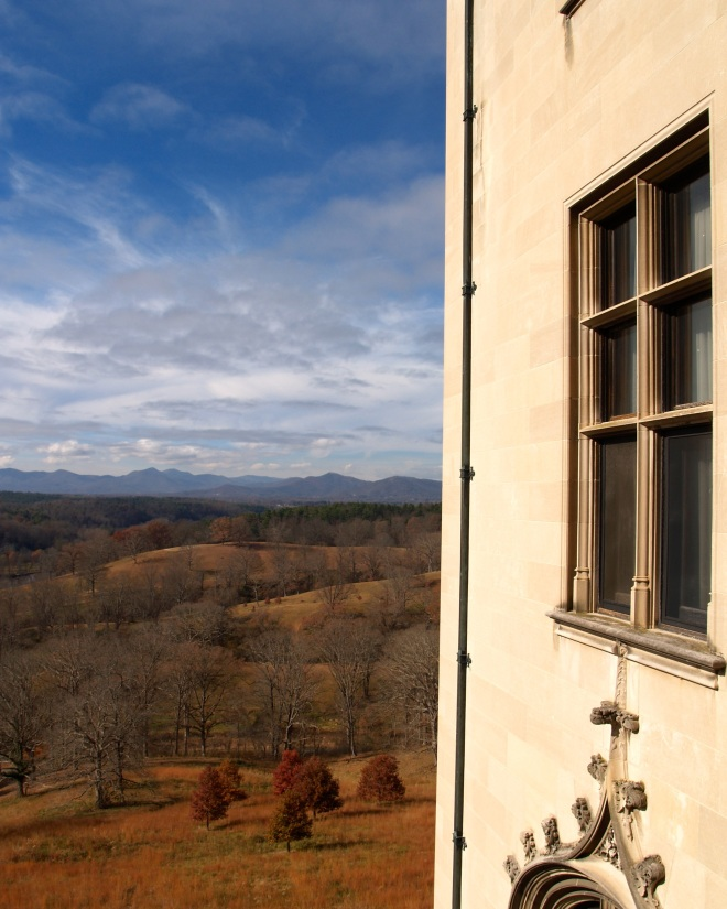 Biltmore - view from the Loges