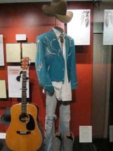 """Dwight Yoakam's gear from """"Hillbilly Deluxe"""""""
