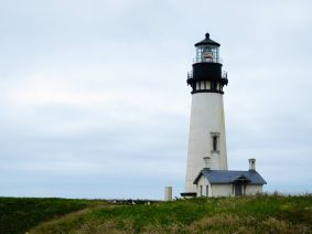 Yaquina Head Outstanding Natural Area lighthouse
