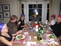 Sue Masterson, Don Vrooman, Andrea Gleason, Scott Masterson, Heidi, Ron Van Zutphen