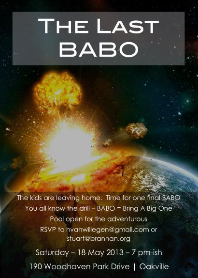 BABO 2013