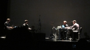 Matthew Herbert - The End of Silence @ Monument-National in Montreal