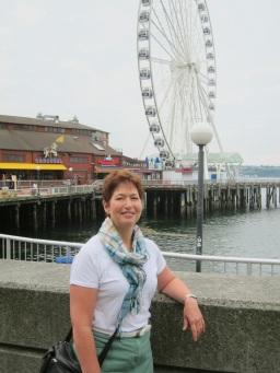 A big wheel in Seattle