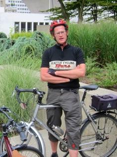 Seattle Cycling Tours - Craig Sheak