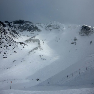 I skied this: Couloir Extreme
