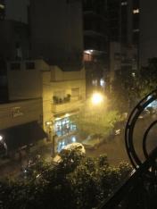 Rain on Calle Armenia