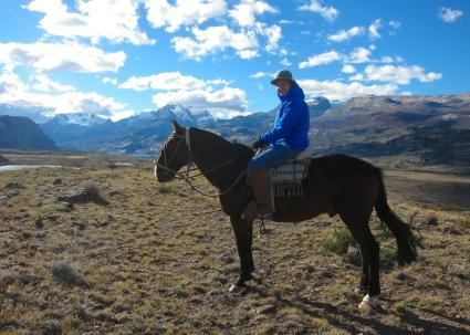 Horse riding @ Estancia Cristina