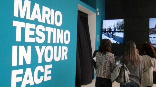 MALBA - Mario Testino In Your Face