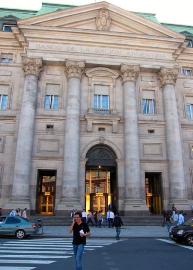 Banco de la Nacion Argentina