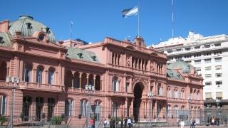 Casa Rosada - Cristina's house
