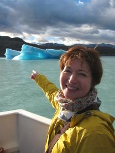 Upsala Glacier - Lago Argentina