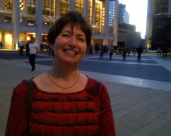 Waiting for Alice at Lincoln Center