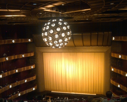 "Lincoln Center for ""Alice's Adventures in Wonderland"""