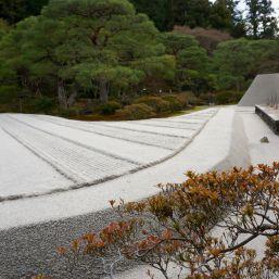 Zen sandcastles