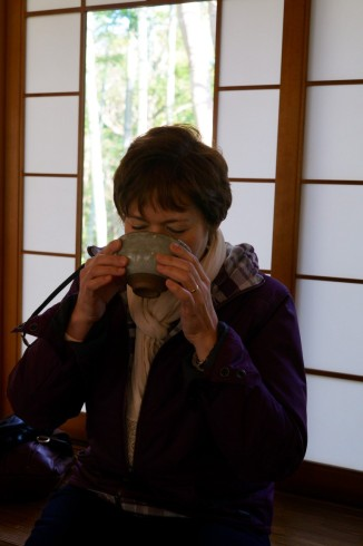 Tea @ Okōchi Sensō