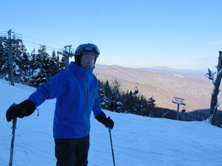 Stuart @ Mad River Glen - Vermont