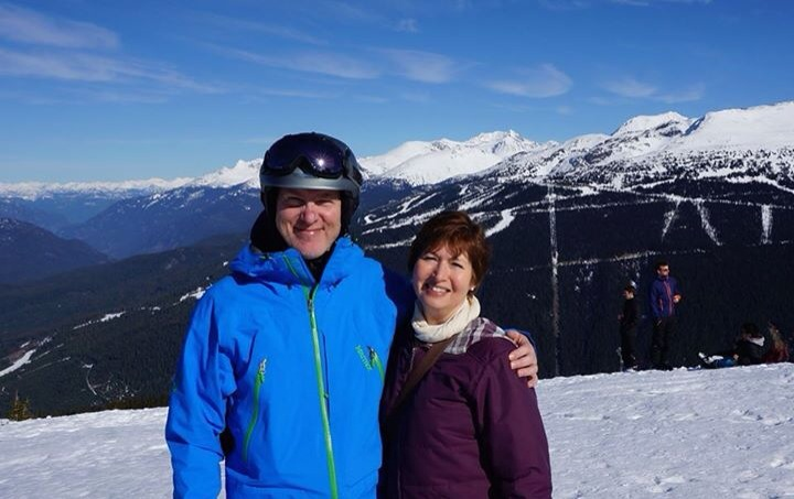 On the plus side: We are inWhistler