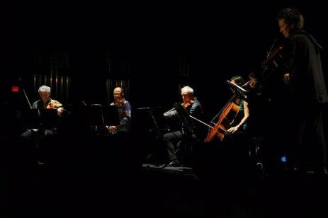 Kronos Quartet + Laurie Anderson
