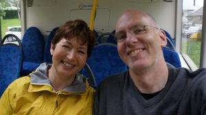 Balmaha Bus Selfie