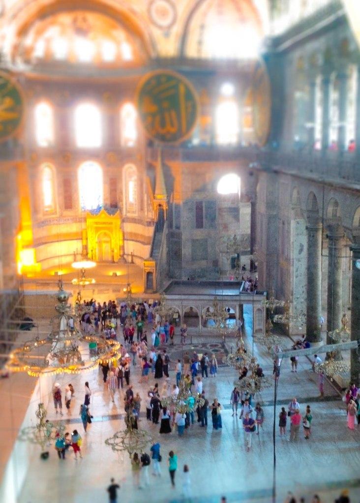 Aya Sofya - Istanbul - June 2015