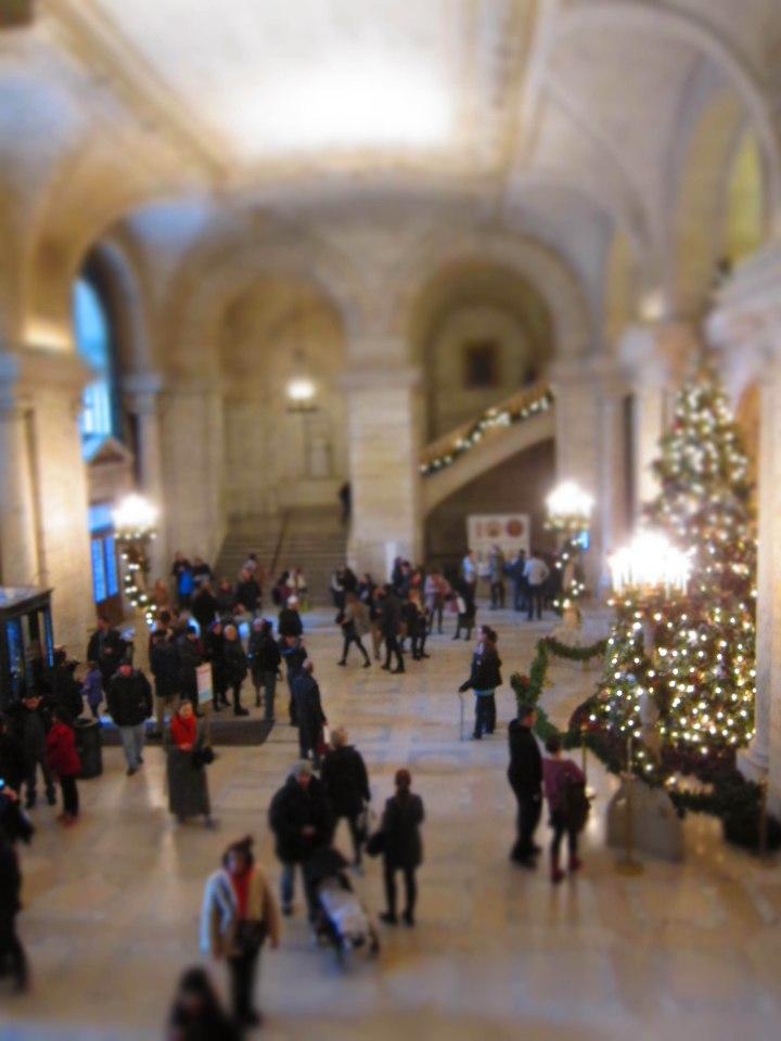 NY Public Library - 2013