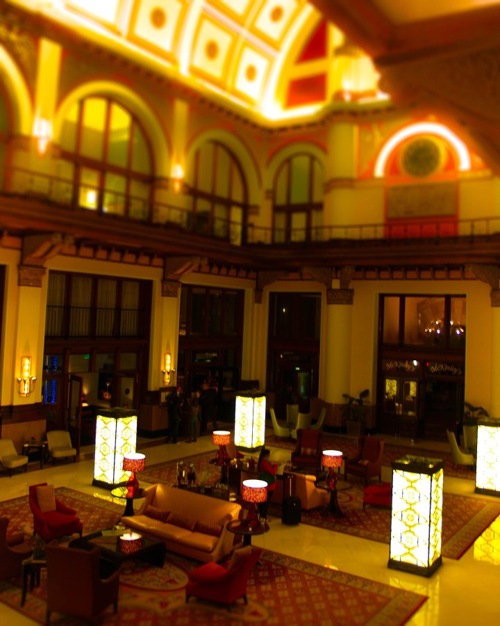 Union Station Hotel - Nashville TN - Nov 2013