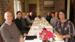 Xmas lunch @ Glenerin Inn