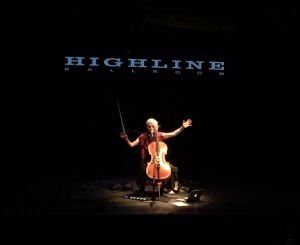 Zoe Keating @ Highline Ballroom