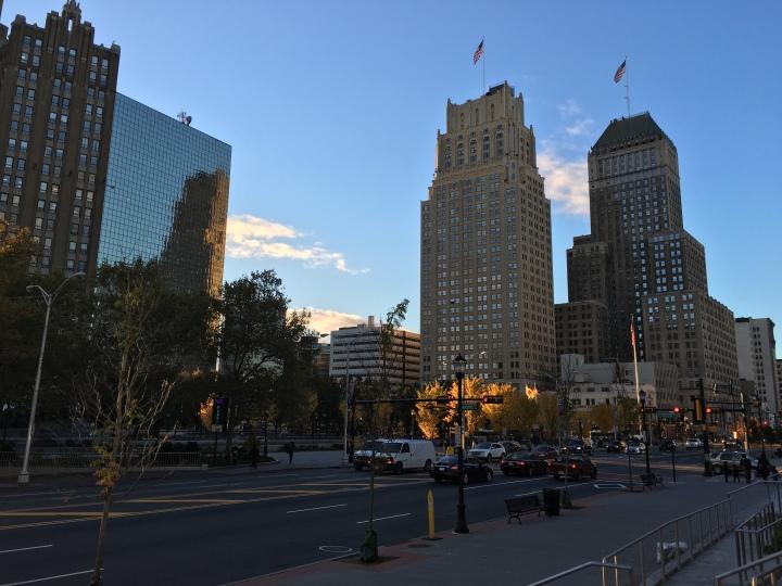 Daily commute II – Broad St.,Newark