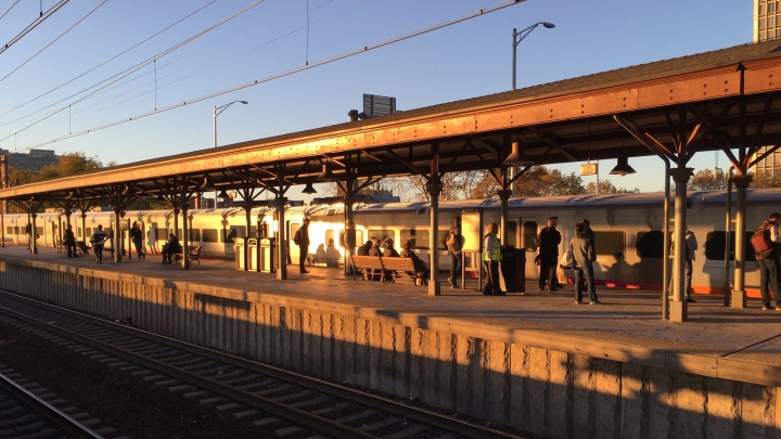 Newark Broad Street, NJ Transit station