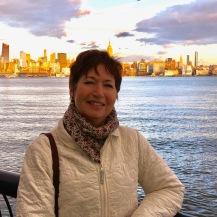 HVW on the Hudson @ sunset