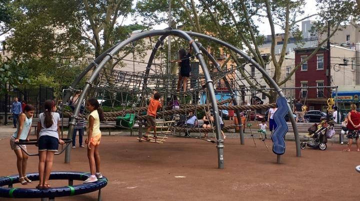 Church Square Park - Hoboken