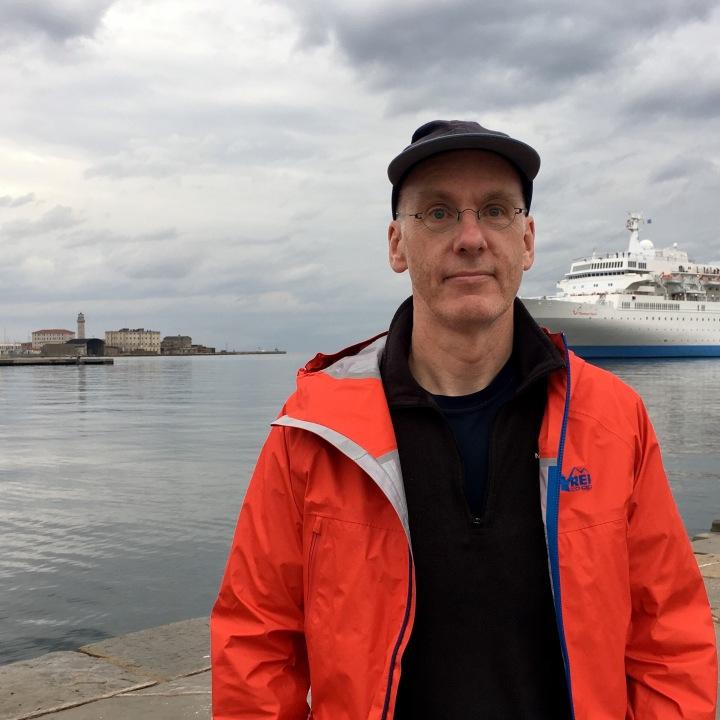 Greetings from Trieste