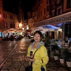 HVW in Rovinj - Later in the evening