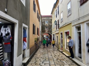 The new Rab old-town