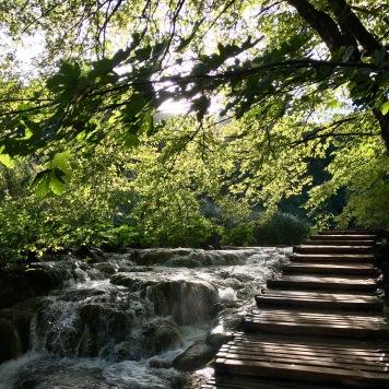 Piltvice Lakes/Waterfalls