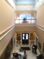 Telfair Academy lobby