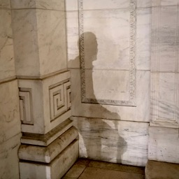 Name the shadow man...