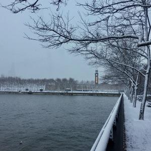 Hoboken waterfront
