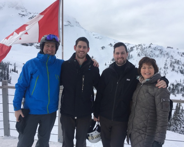 Just back: Whistler 2018