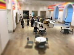 Newark Museum Lobby