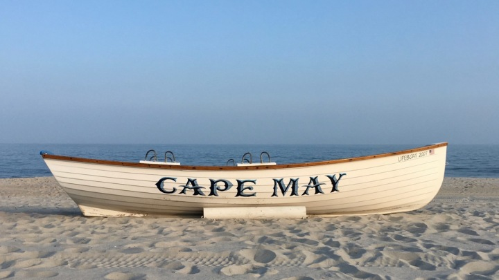 Just back: Cape May