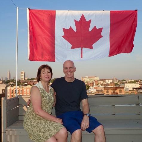 Canada Day - Hoboken Style