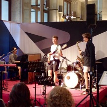Swedish daytime jazz.