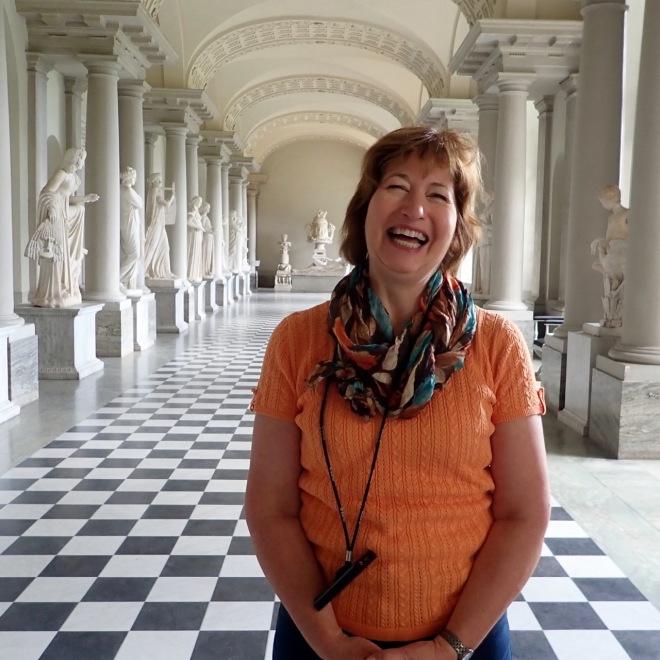 HVW @Gustav III's Antiquities