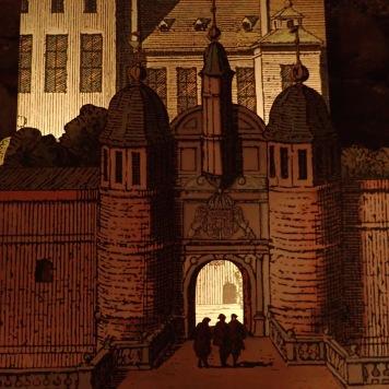 Palace Gates @De Kungliga Slotten