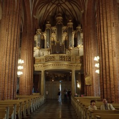 The pipes @Storkyrkan